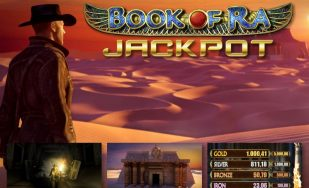 Book of Ra Jackpot*
